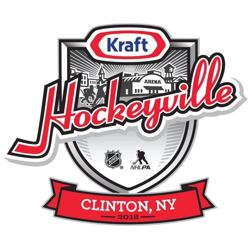 Kraft Hockeyville Clinton Logo