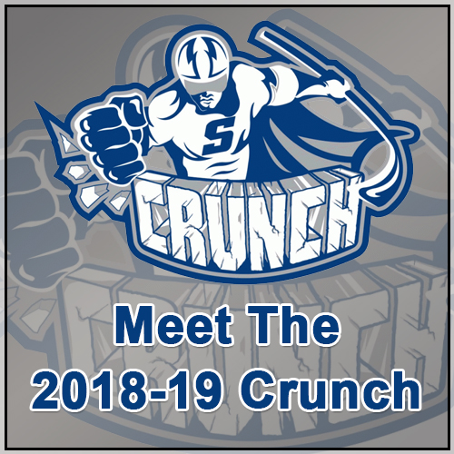 2018-19 Syracuse Crunch Roster