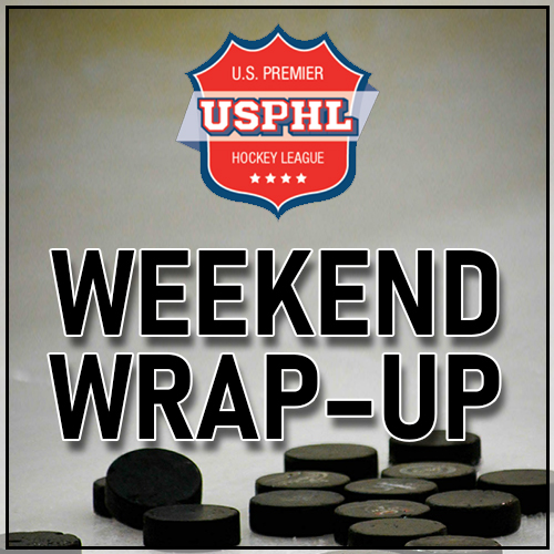USPHL Weekend Recap