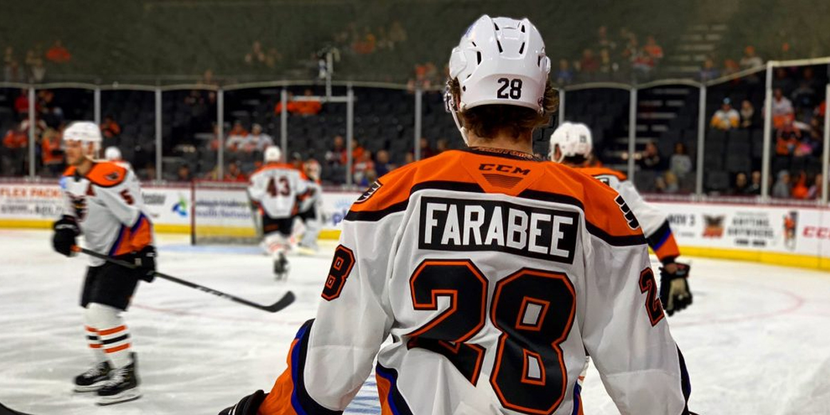 Joel Farabee - Cicero, NY
